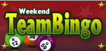 Weekend TeamBingo