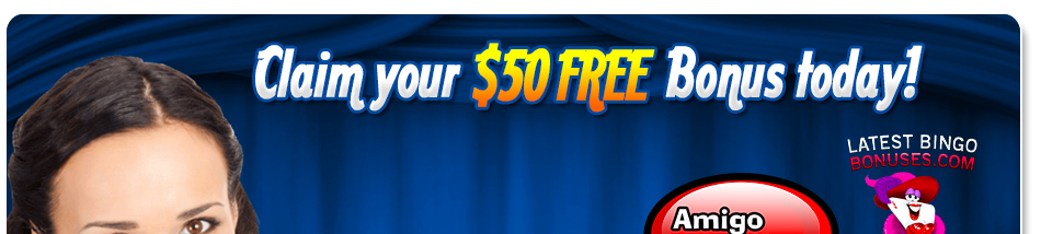 Claim your $50 FREE Bonus today