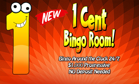 1 cent room