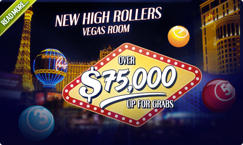 $150,000-NEW High Rollers Holiday Room