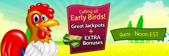 The $4,000 Christmas Party for Slots lovers!
